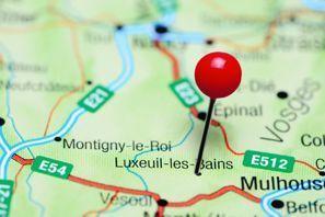 Luxeuil Les Bains