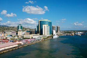 Lovely Port Of Spain, Trinidad Car Rental ...